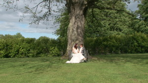Tipperary Bride & Groom  abbey video