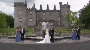 Another Kilkenny wedding video abbey video