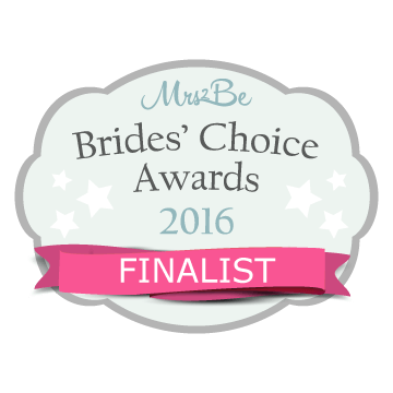 Mrs2Be Brides' Choice Awards 2016.
