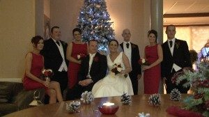 Christmas Weddings in Kilkenny